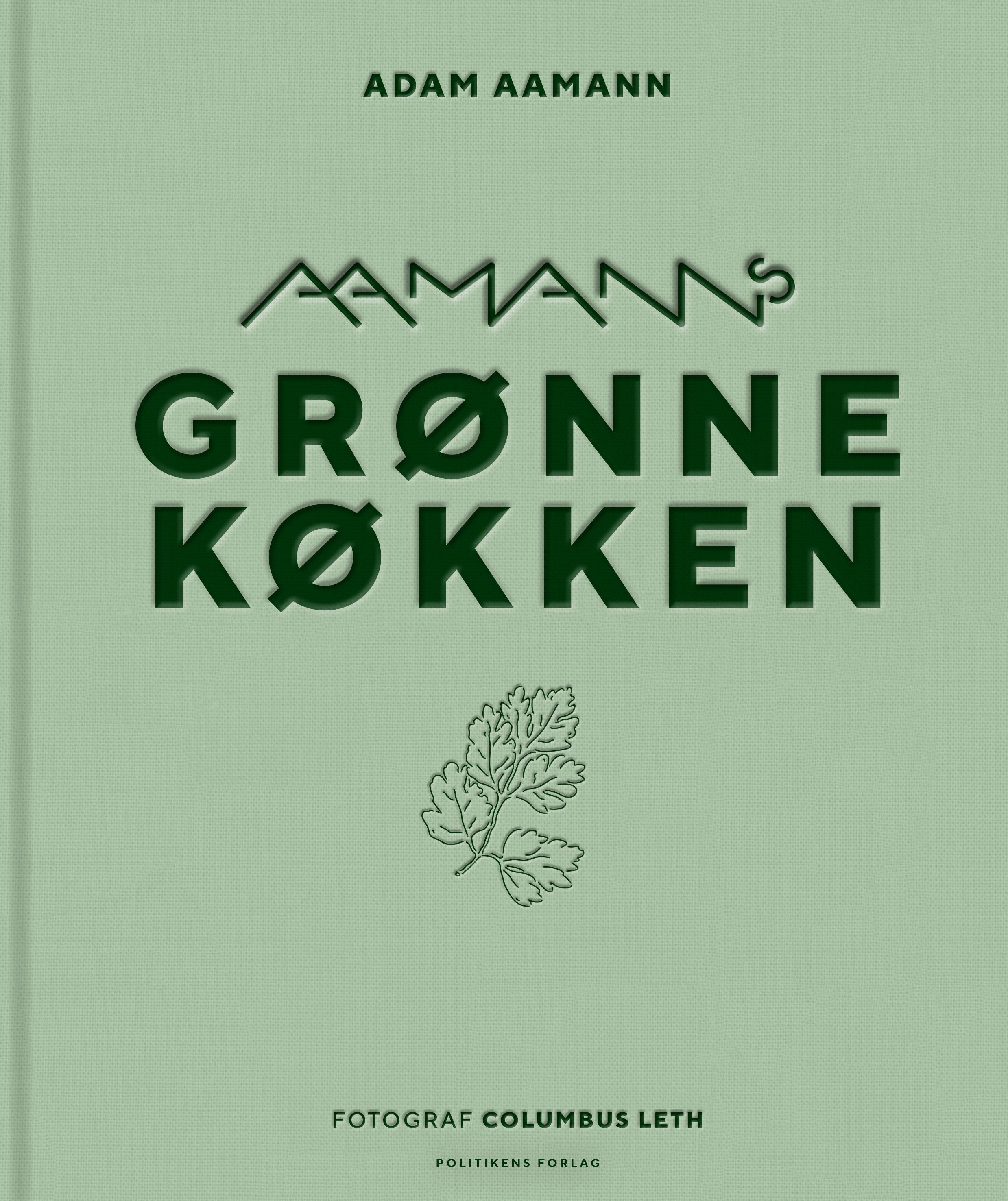 Image of   Aamanns grønne køkken - E-bog