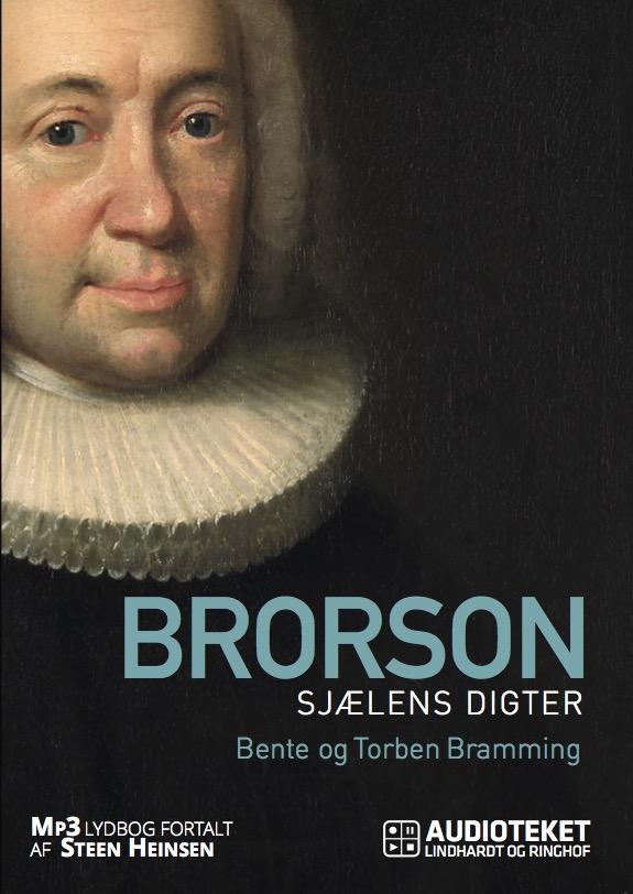 Image of   Brorson - sjælens digter - E-lydbog