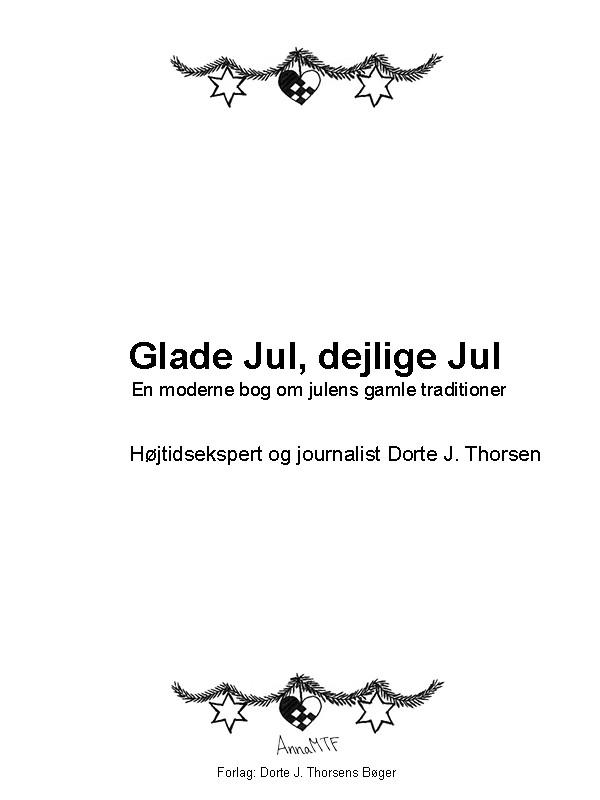 Image of   Glade Jul, dejlige Jul - E-bog