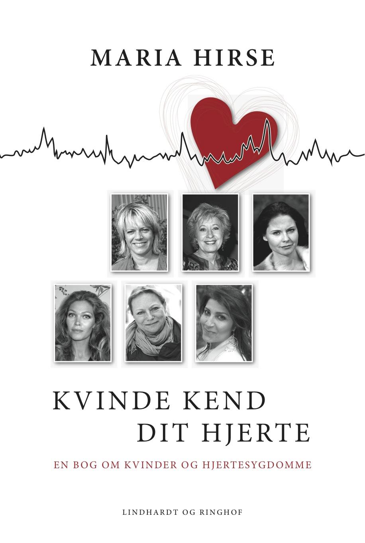 Image of   Kvinde kend dit hjerte - E-bog