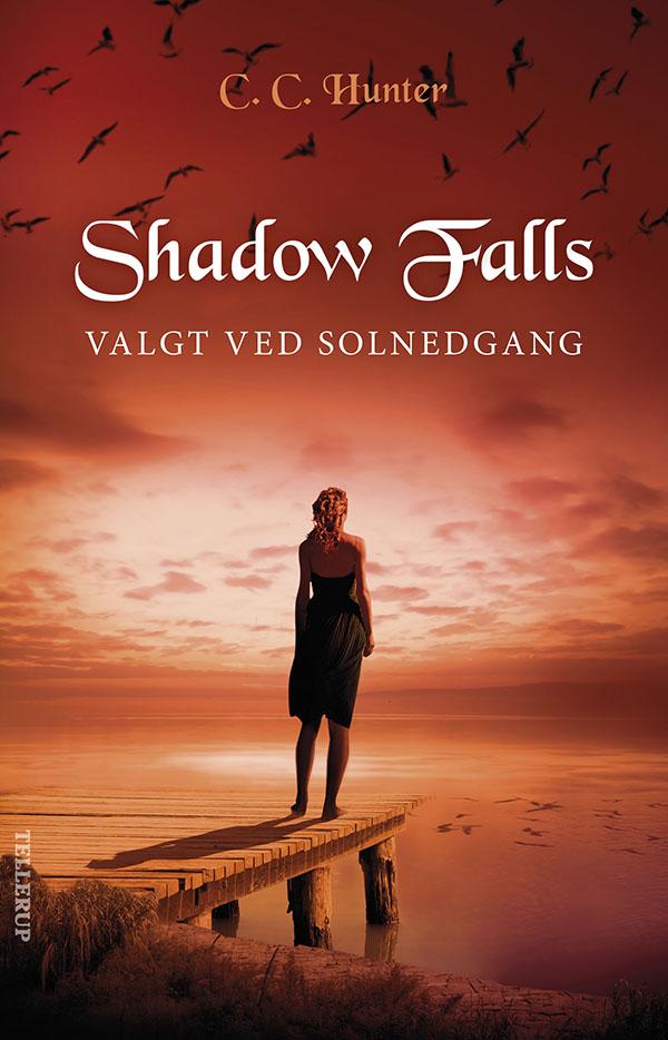 Shadow falls #5: valgt ved solnedgang - e-bog fra N/A på bog & mystik