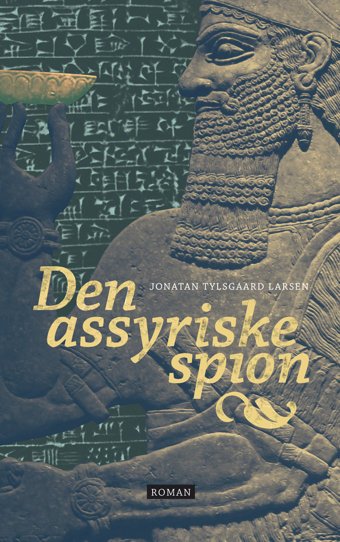N/A – Den assyriske spion - e-bog på bog & mystik