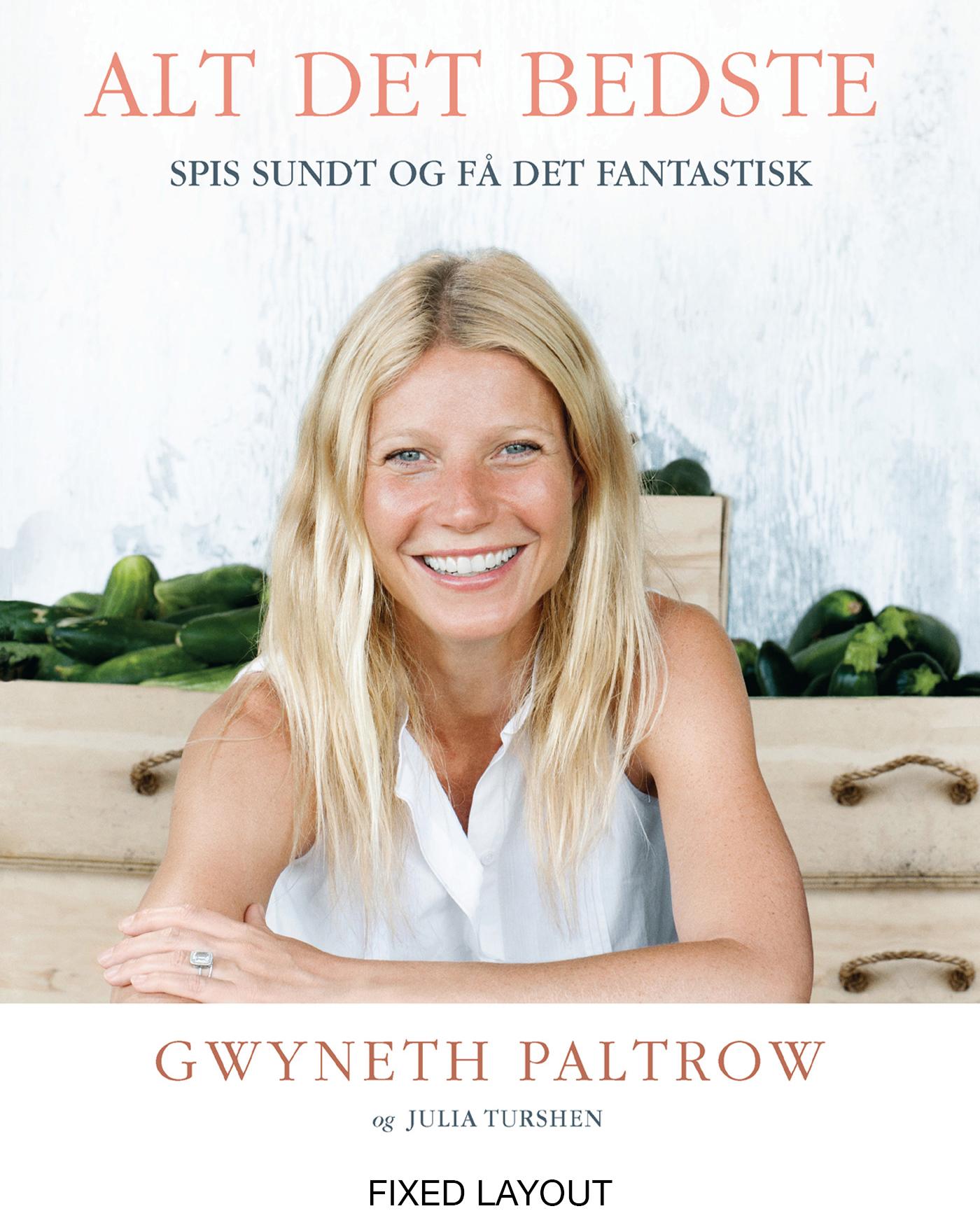 Alt det bedste - spis sundt og få det fantastisk - e-bog fra N/A på bog & mystik