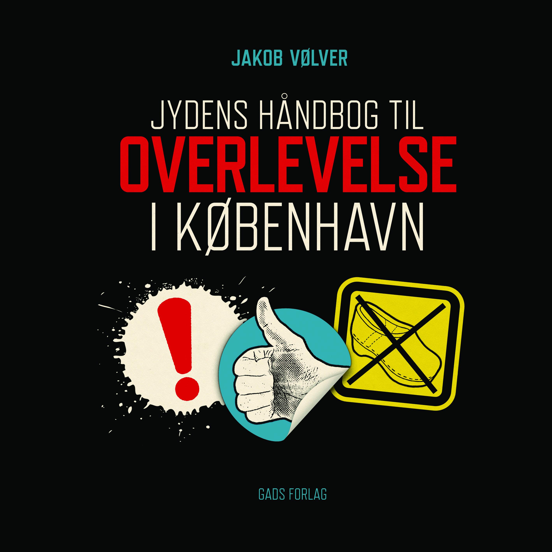 N/A – Jydens håndbog til overlevelse i københavn - e-bog på bog & mystik