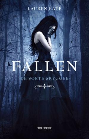 N/A – Fallen #1: de sorte skygger - e-bog på bog & mystik