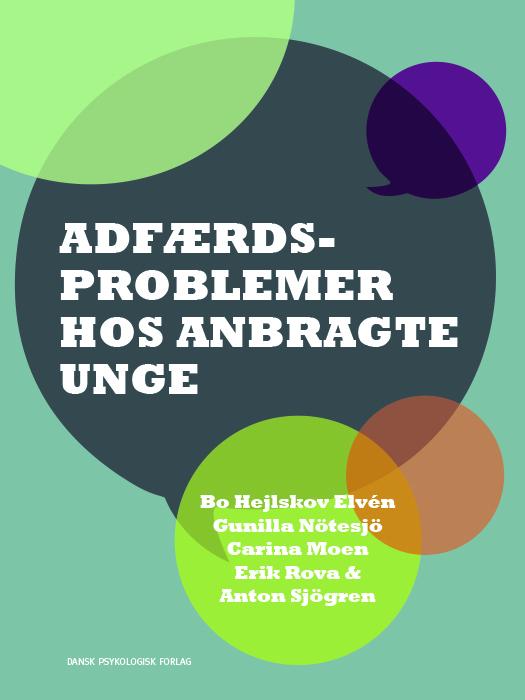 Image of   Adfærdsproblemer hos anbragte unge - E-bog