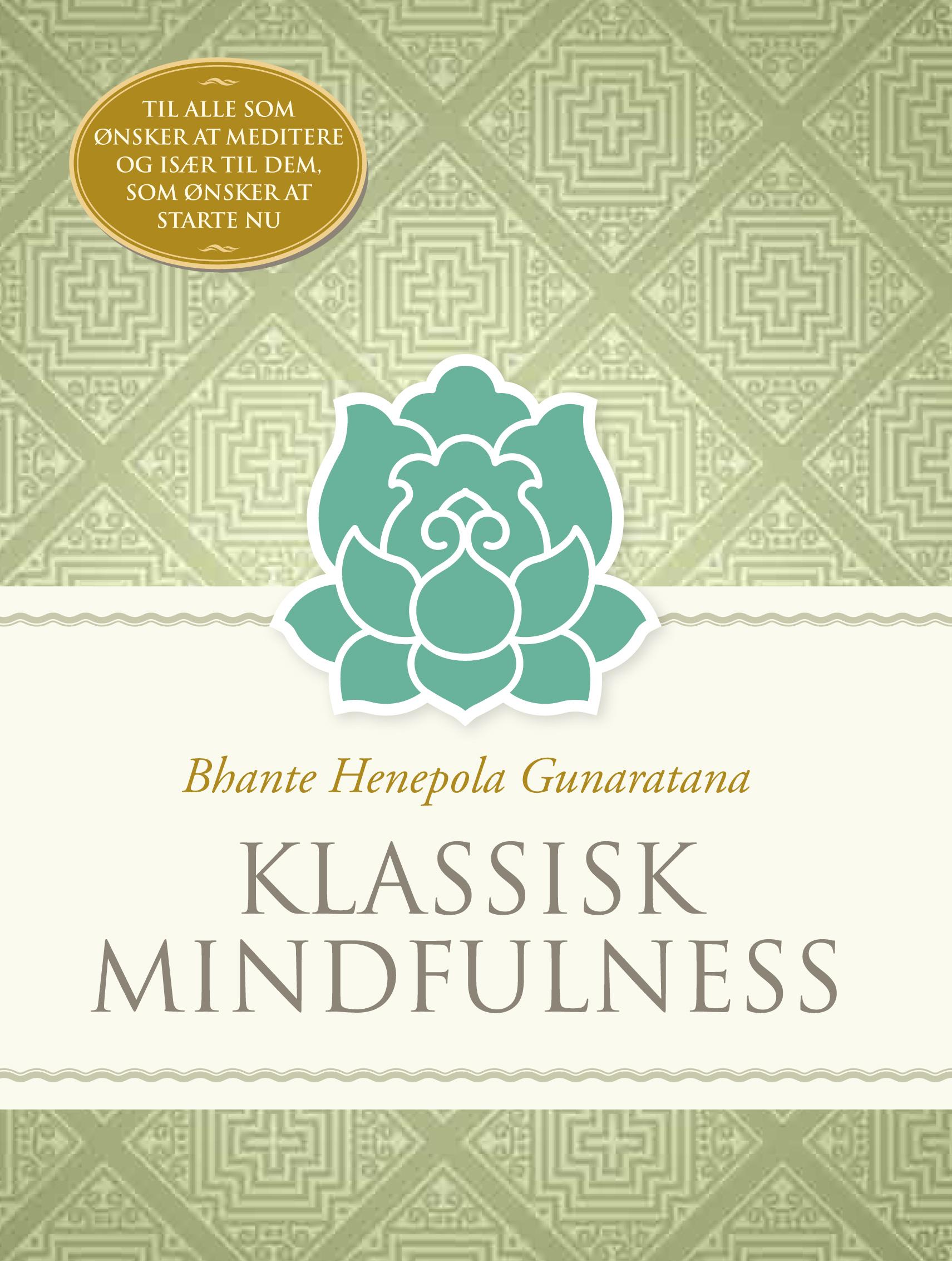 N/A – Klassisk mindfulness - e-bog fra bog & mystik