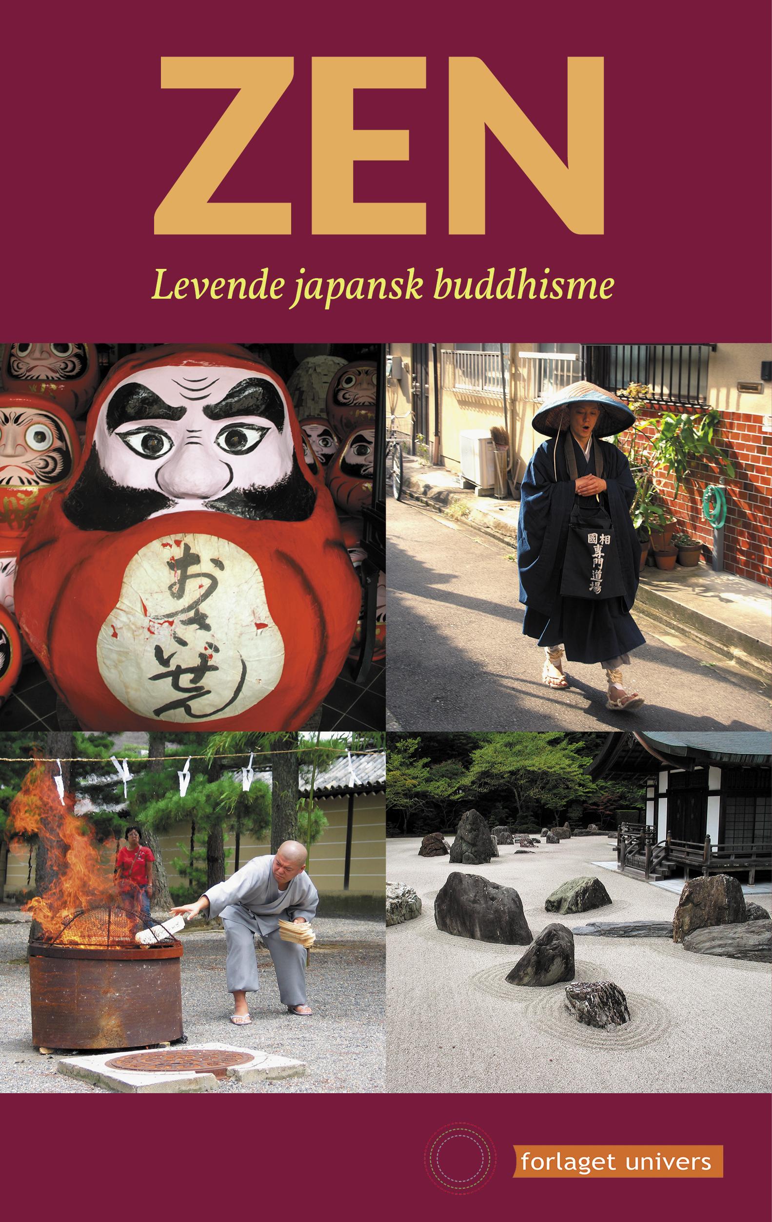 N/A – Zen - levende japansk buddhisme - e-bog på bog & mystik
