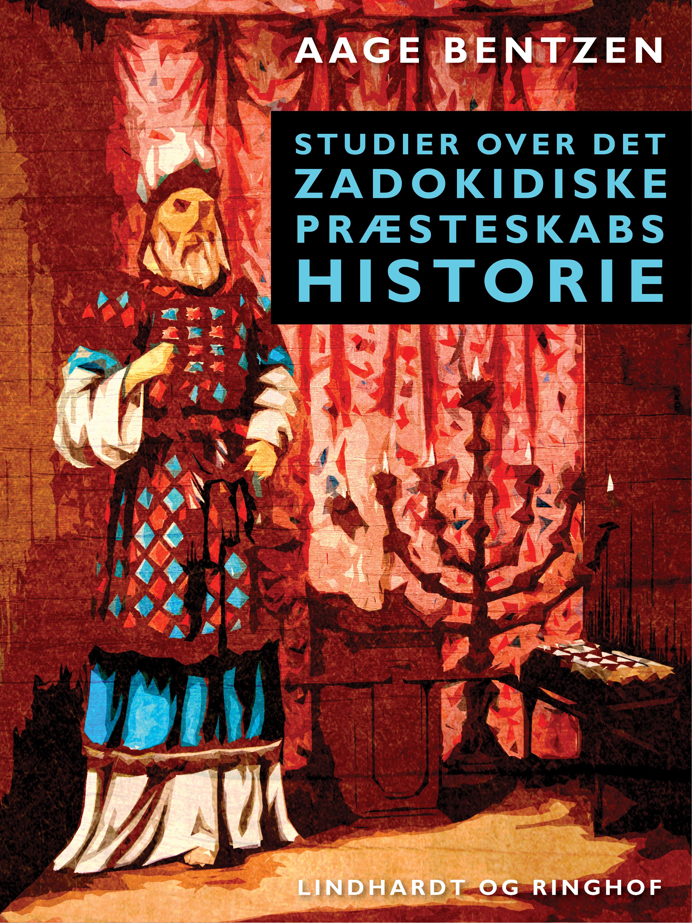 N/A – Studier over det zadokidiske præsteskabs historie - e-bog fra bog & mystik