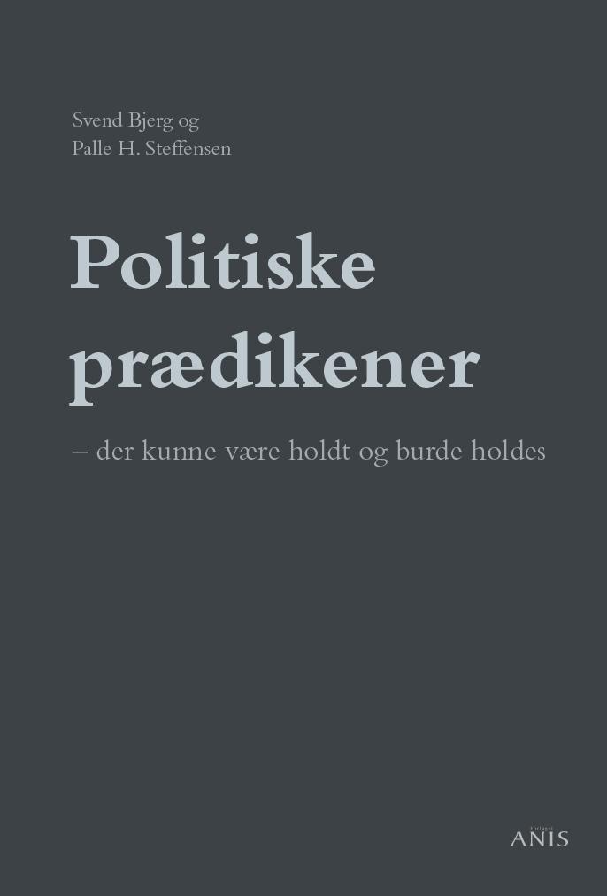 Image of   Politiske prædikener - E-bog
