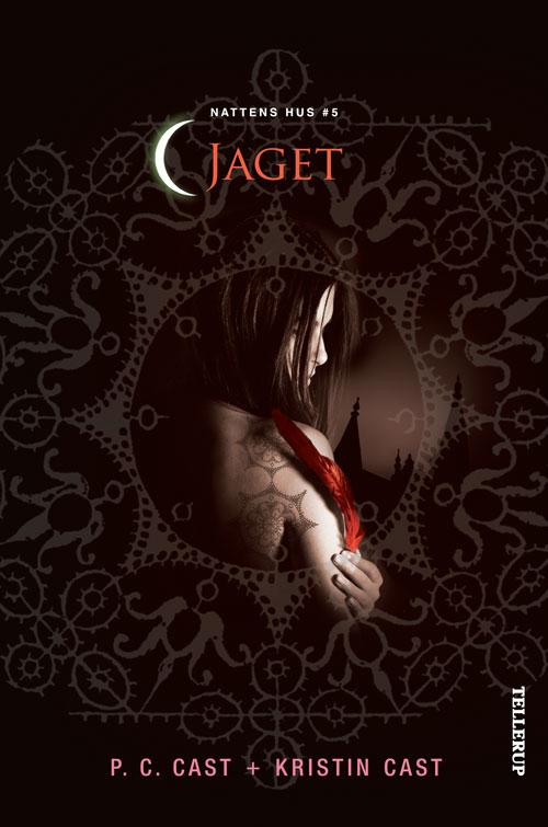 N/A Nattens hus #5: jaget - e-lydbog på bog & mystik