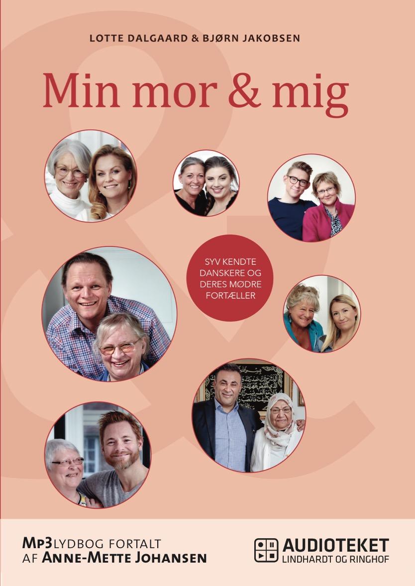 N/A Min mor og mig - e-lydbog fra bog & mystik