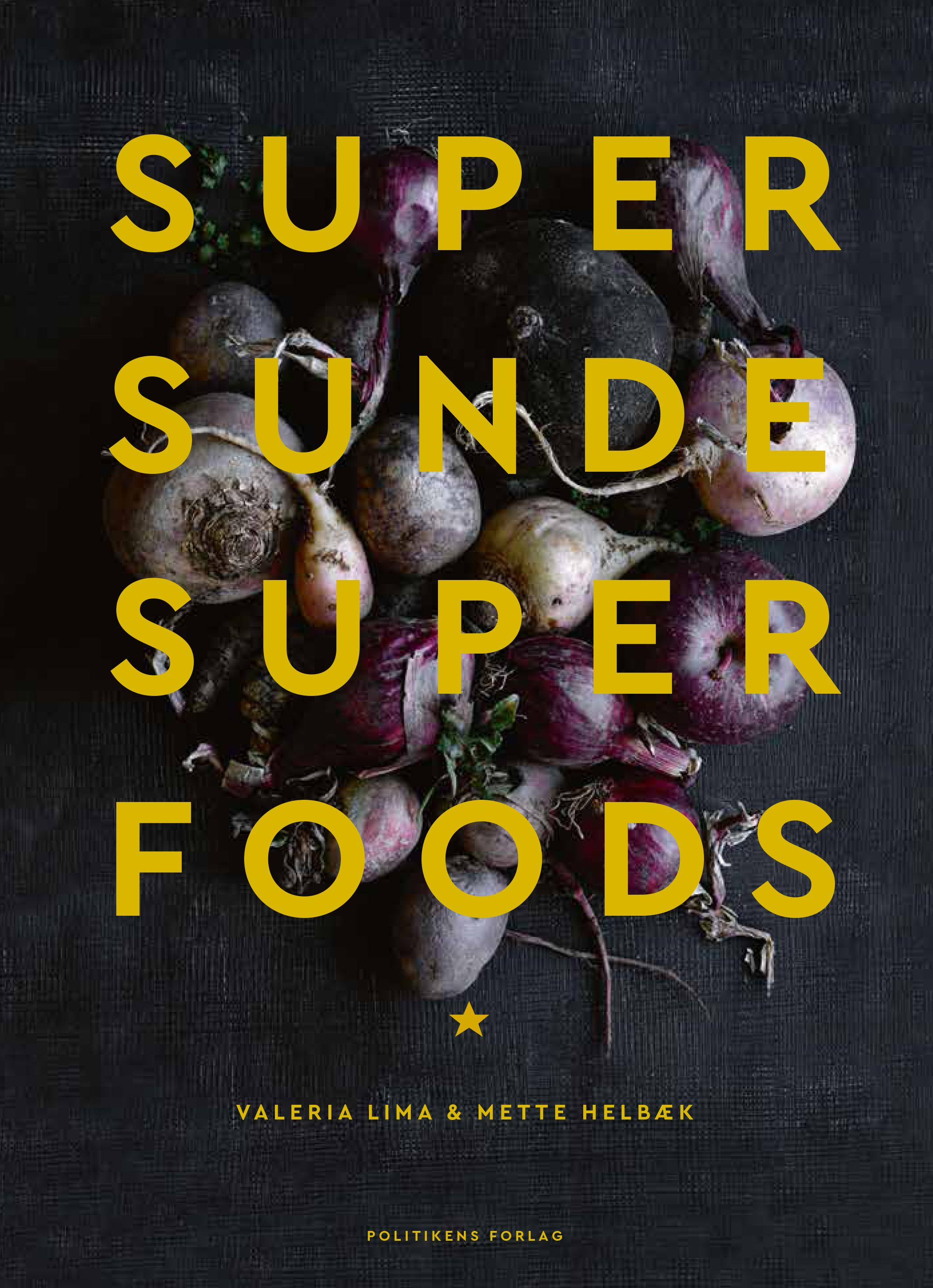 N/A Supersunde superfoods - e-bog på bog & mystik