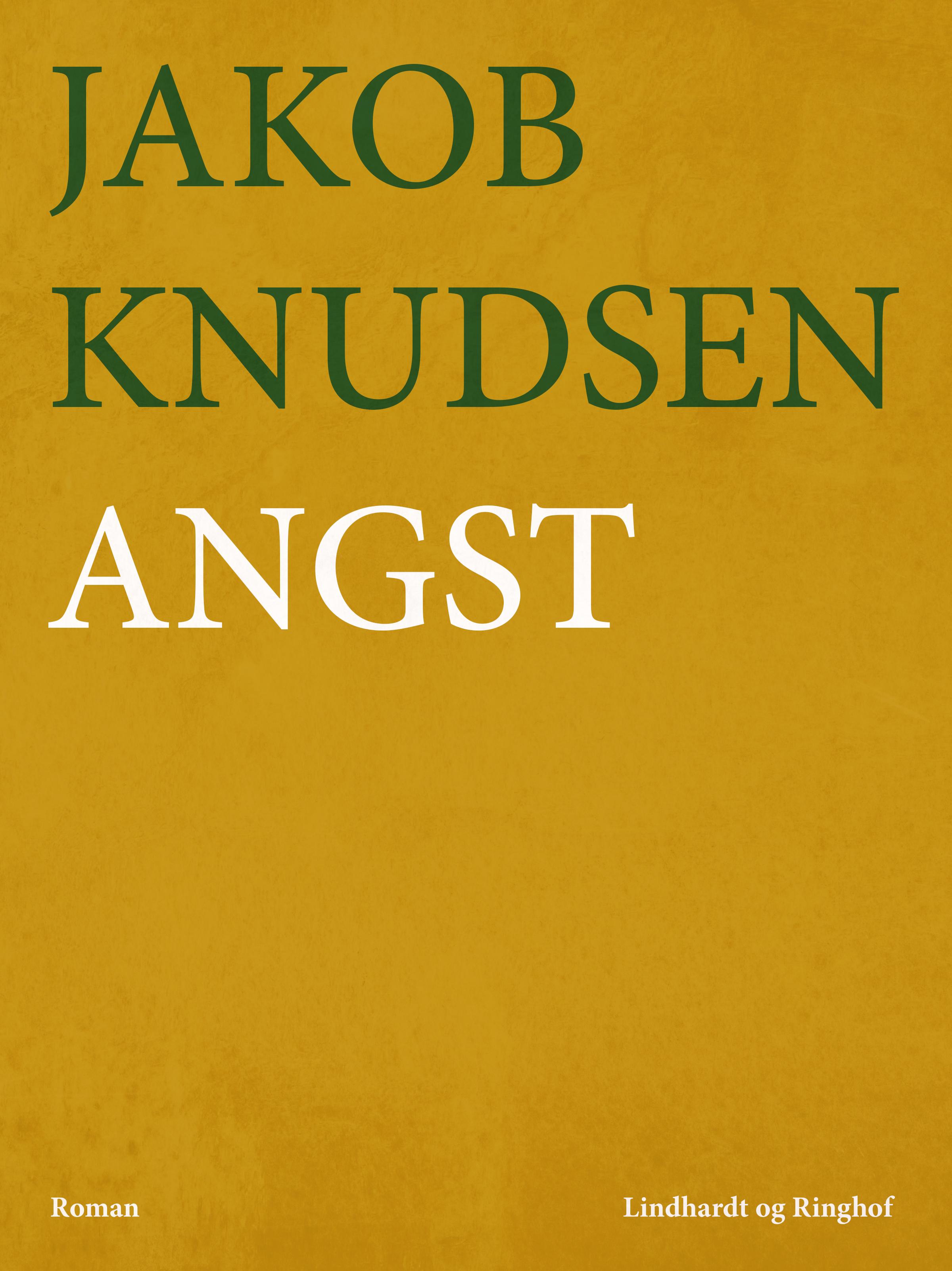 N/A – Angst - e-bog fra bog & mystik