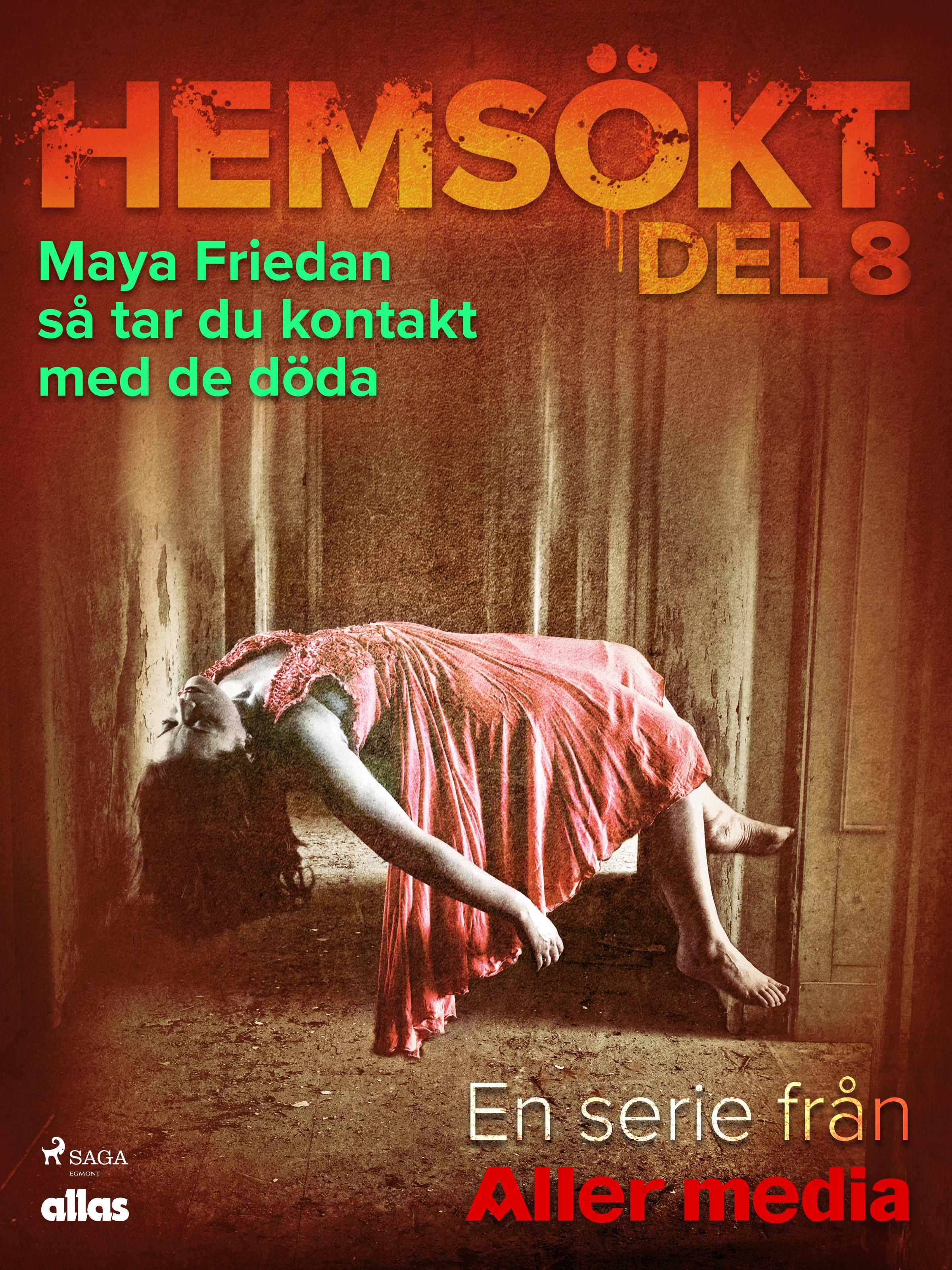 Image of   Maya Friedan - så tar du kontakt med de döda - E-bog