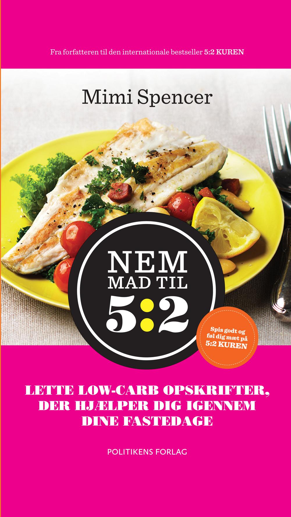 N/A Nem mad til 5:2 - e-bog på bog & mystik