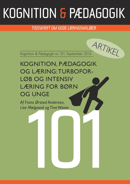 N/A Kognition, pædagogik og læring - e-bog på bog & mystik
