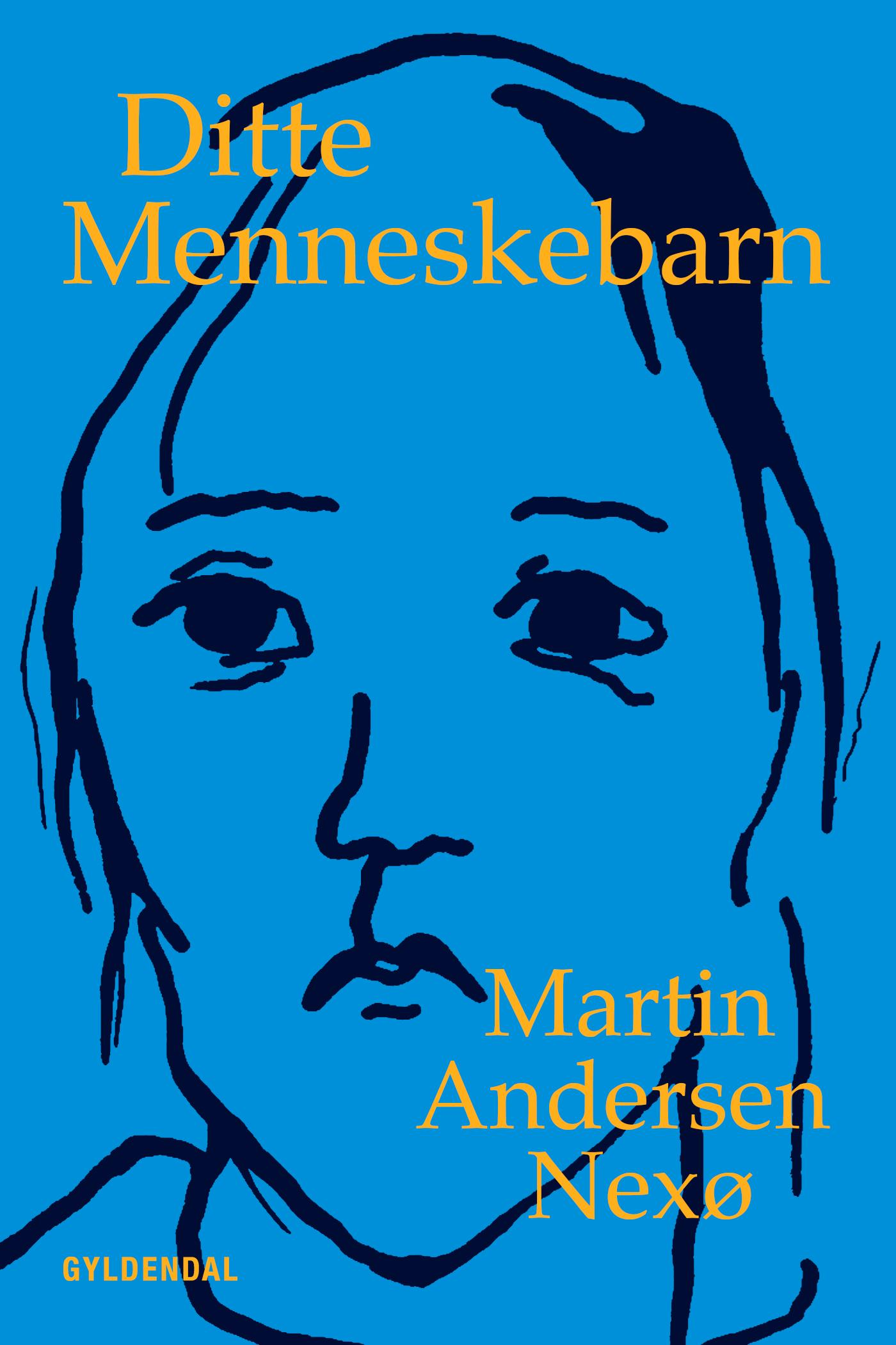 N/A – Ditte menneskebarn - e-bog på bog & mystik