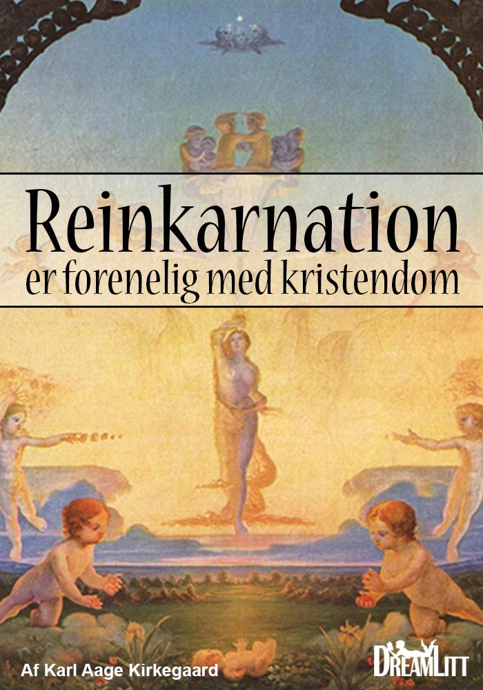 N/A Reinkarnation er forenelig med kristendom - e-bog på bog & mystik
