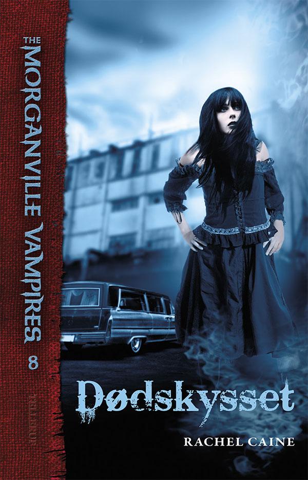 The morganville vampires #8: dødskysset - e-bog fra N/A på bog & mystik