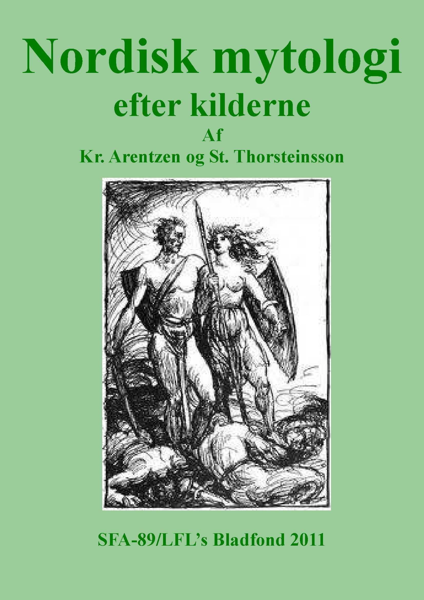 N/A Nordisk mytologi efter kilderne - e-bog fra bog & mystik