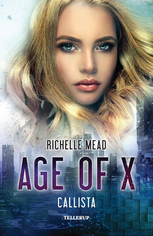Image of   Age of X #2: Callista - E-bog