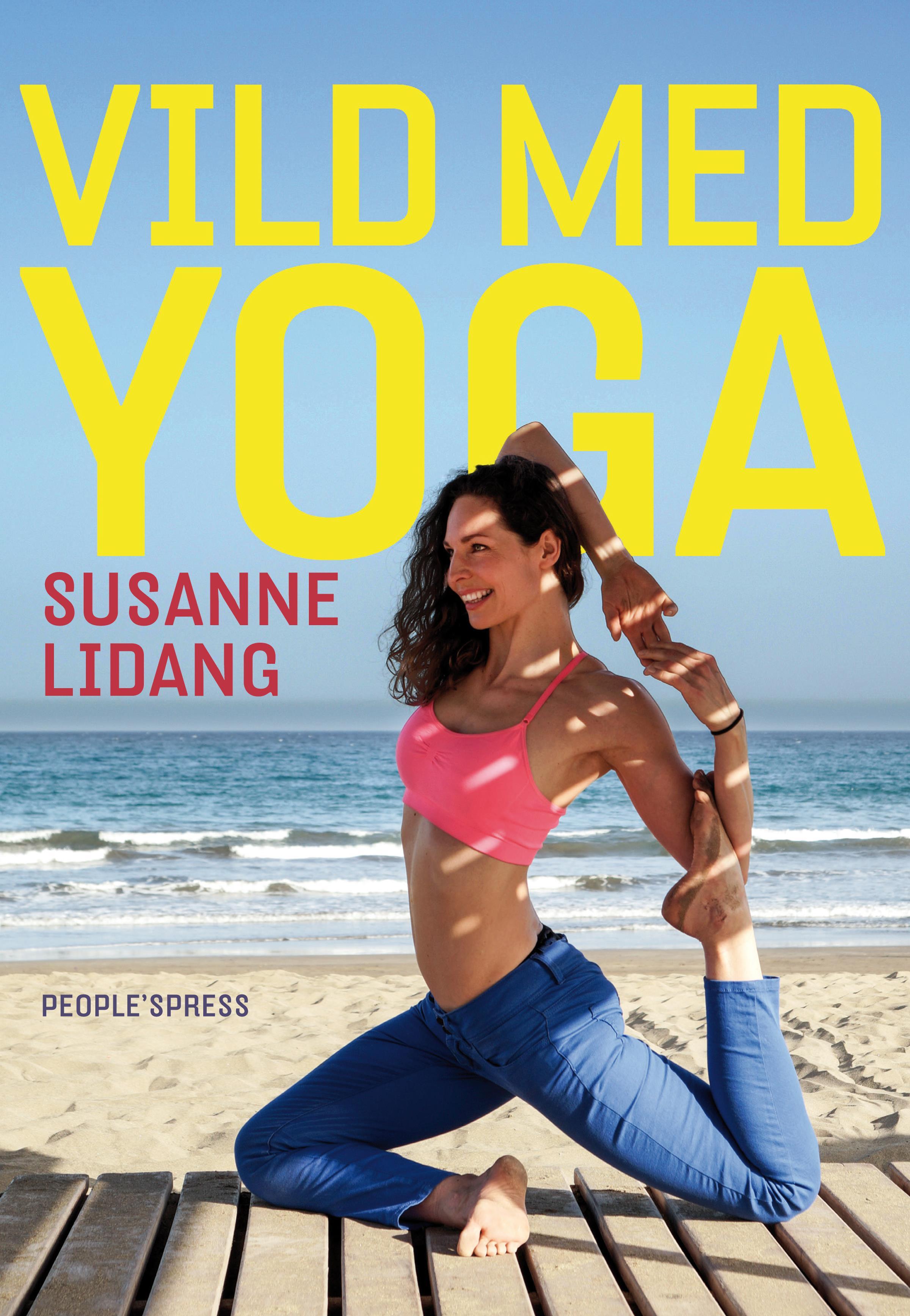 Vild med yoga - e-bog fra N/A fra bog & mystik