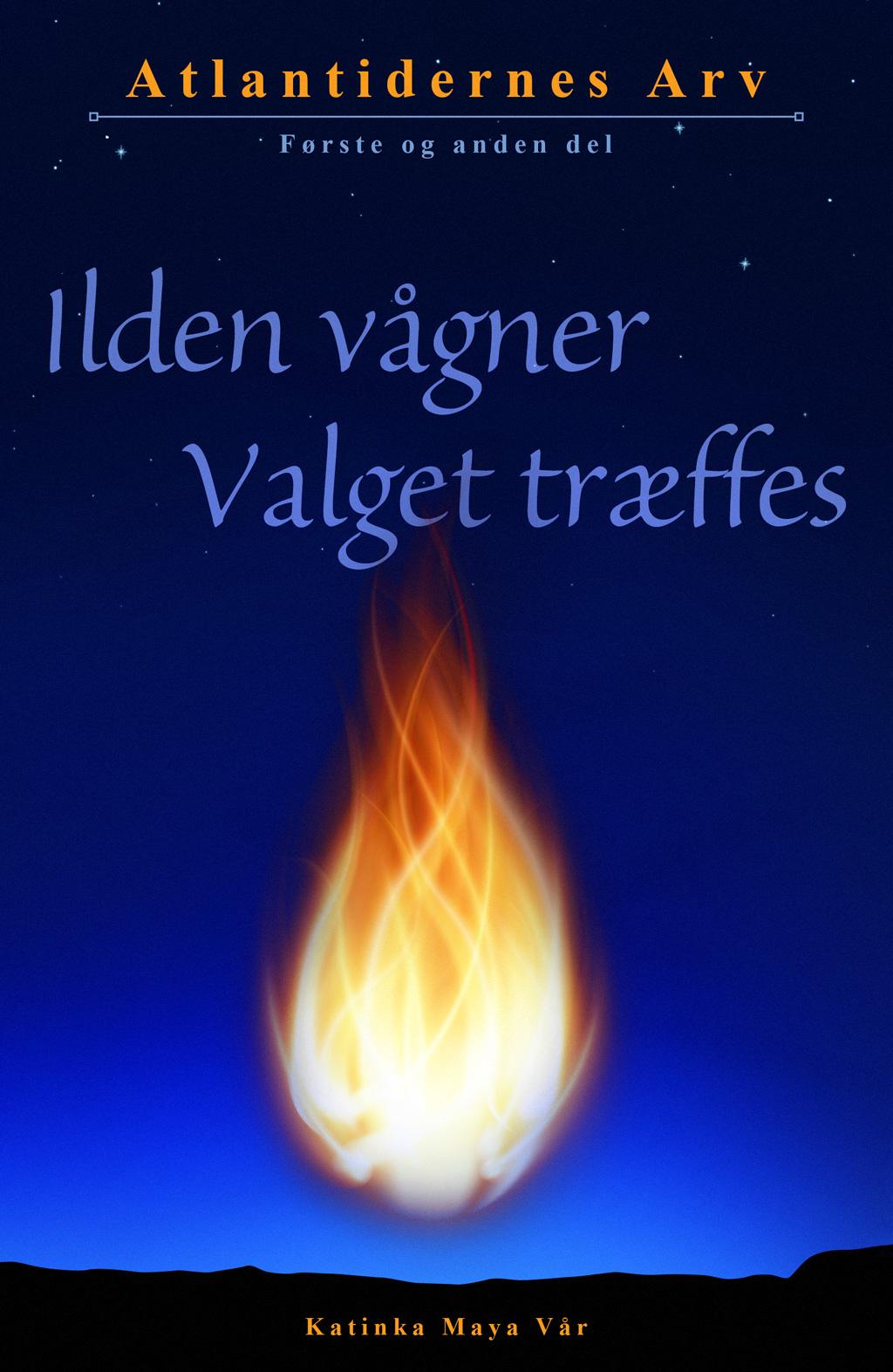 N/A Ilden vågner valget træffes - e-bog på bog & mystik