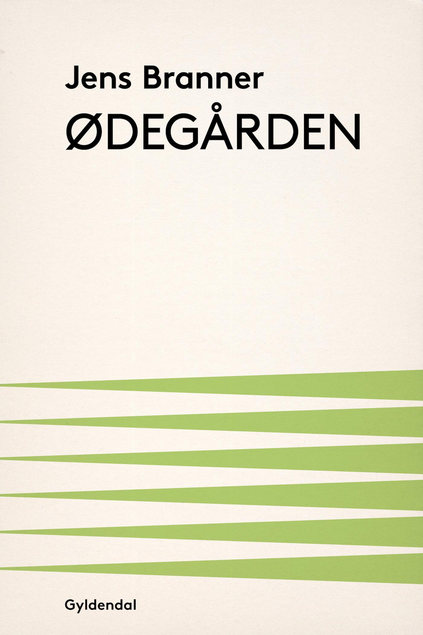 N/A ødegården - e-bog på bog & mystik