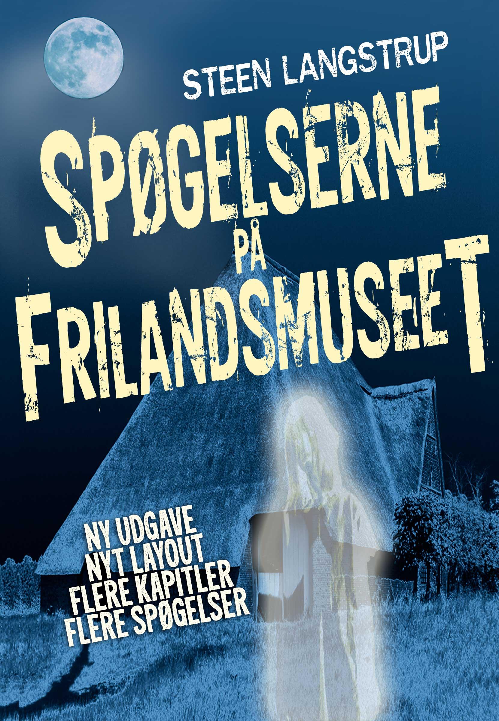 N/A Spøgelserne på frilandsmuseet - e-bog fra bog & mystik