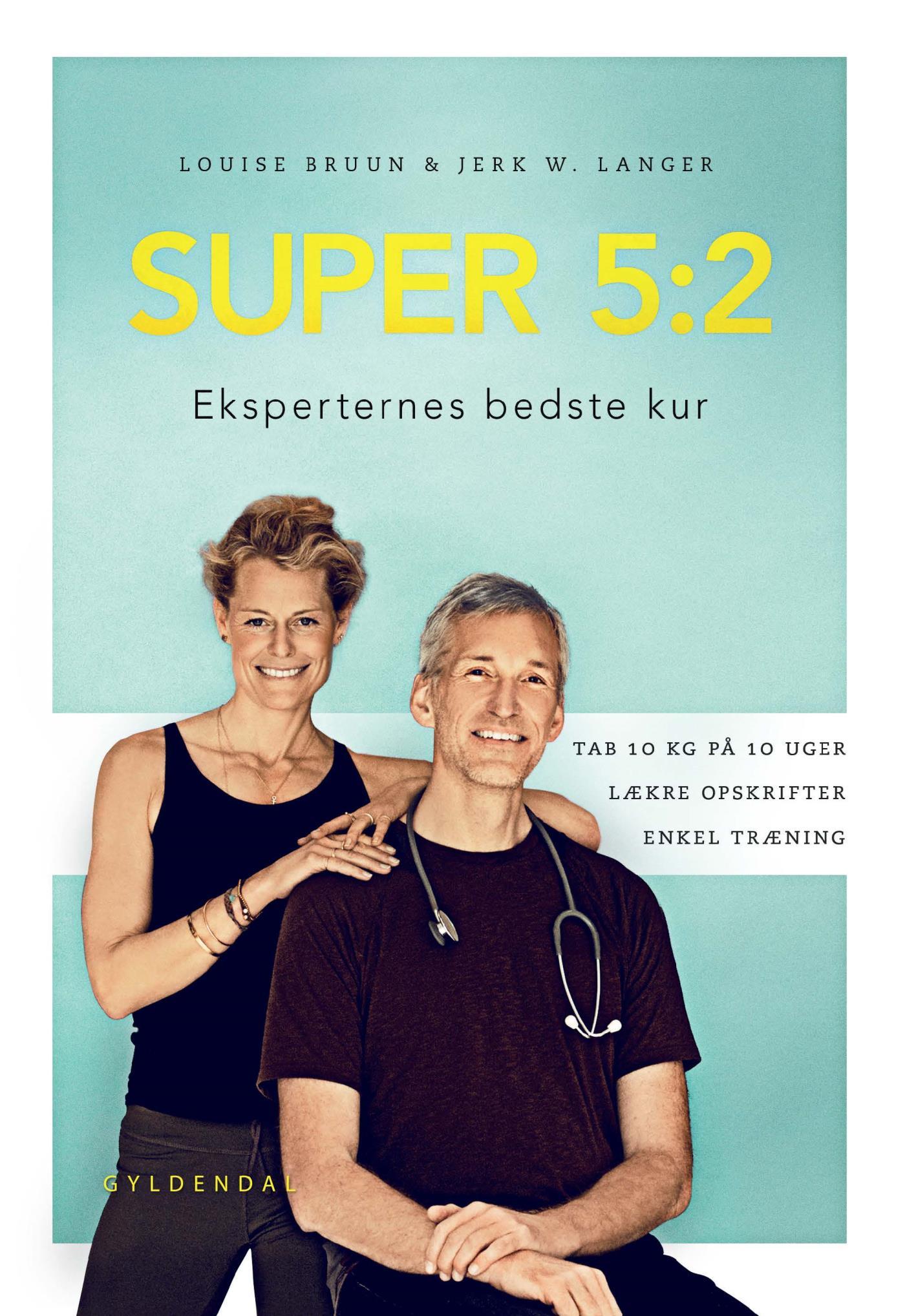 Super 5:2 - e-bog fra N/A på bog & mystik