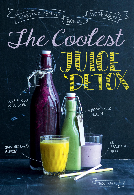 The coolest juice detox - e-bog fra N/A på bog & mystik