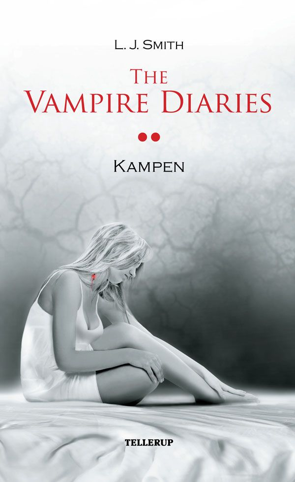 N/A – The vampire diaries #2: kampen - e-bog fra bog & mystik