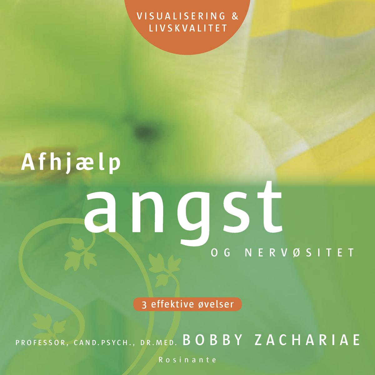 Image of   Afhjælp angst og nervøsitet - E-lydbog