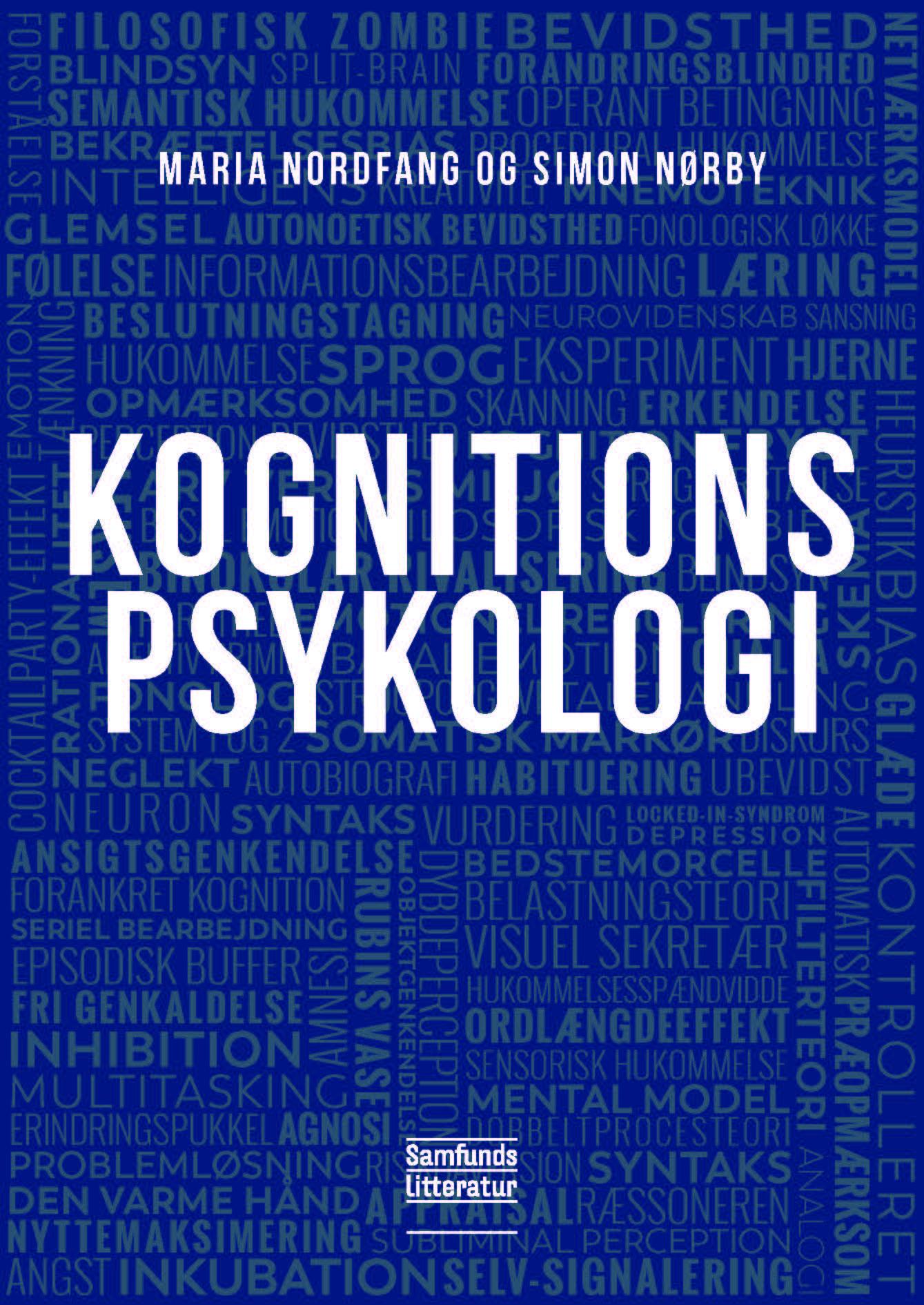 N/A – Kognitionspsykologi - e-bog på bog & mystik