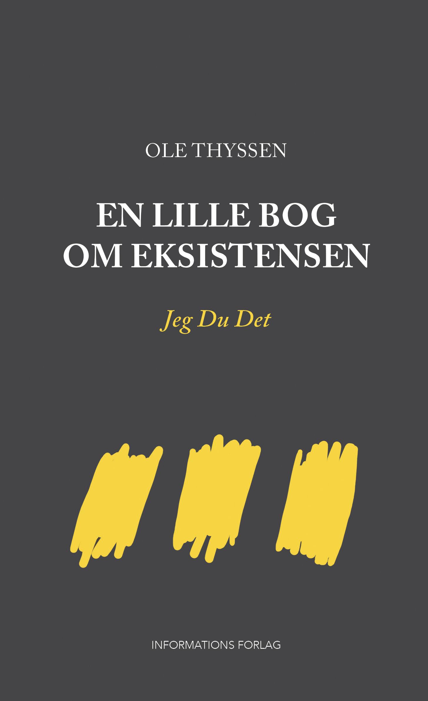 N/A En lille bog om eksistensen - e-bog fra bog & mystik
