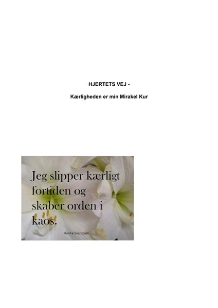 N/A Hjertets vej - e-bog på bog & mystik