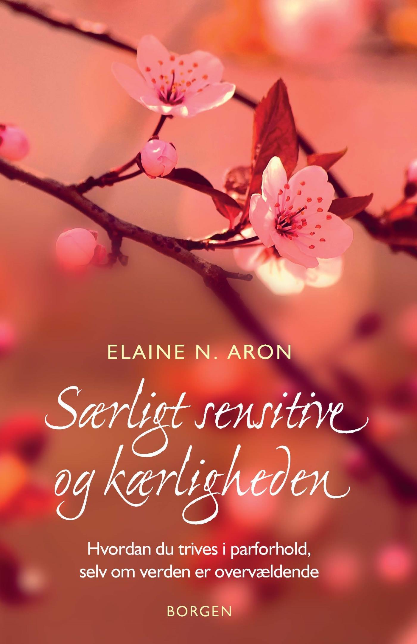 N/A Særligt sensitive og kærligheden - e-bog på bog & mystik