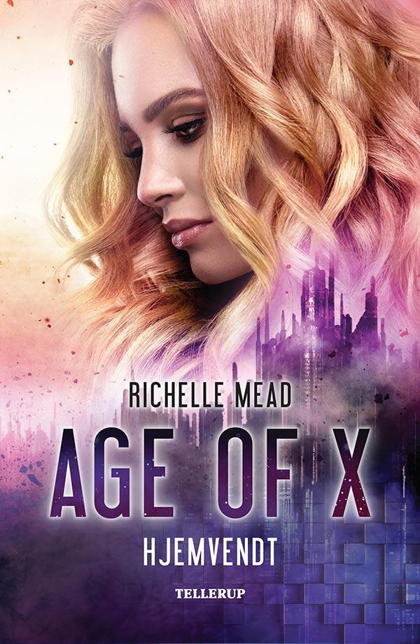 Image of   Age of X #1: Hjemvendt - E-bog
