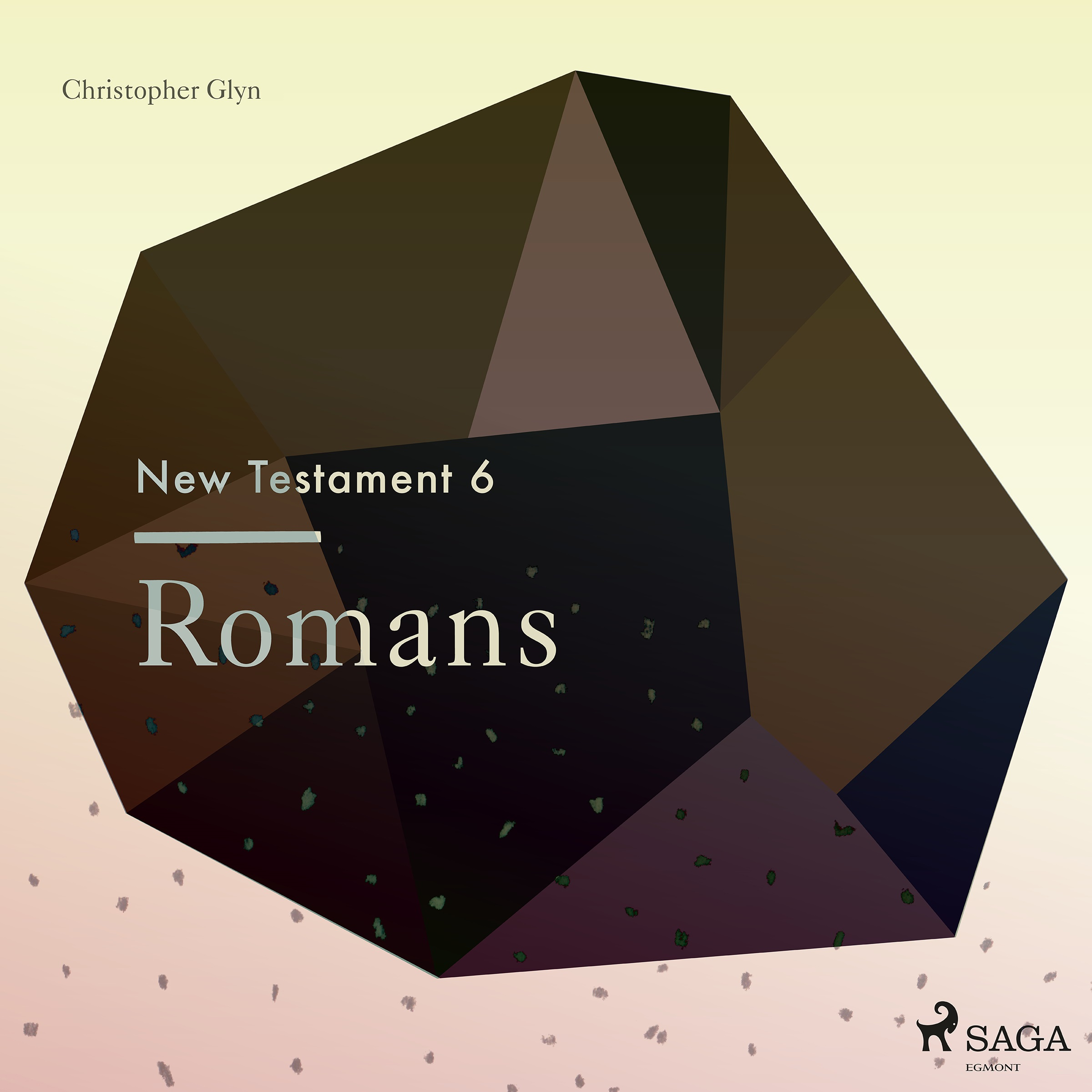 Image of   The New Testament 6 - Romans - E-lydbog