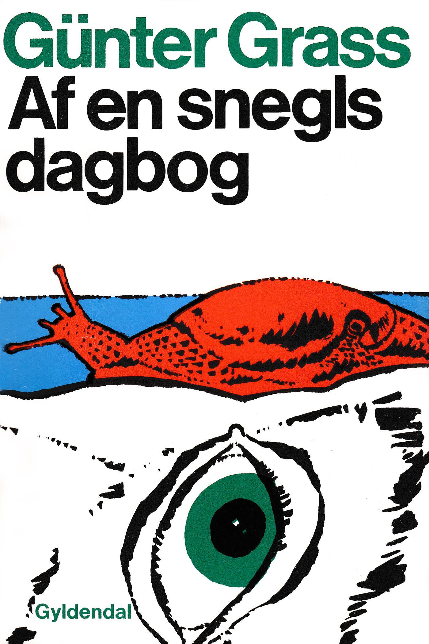 Image of   Af en snegls dagbog - E-bog