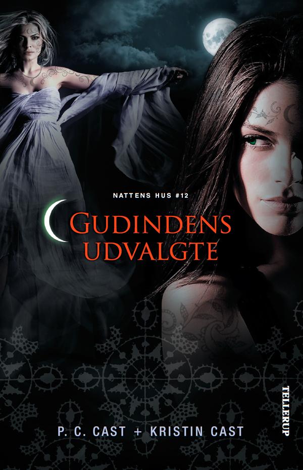 N/A Nattens hus #12: gudindens udvalgte - e-bog på bog & mystik
