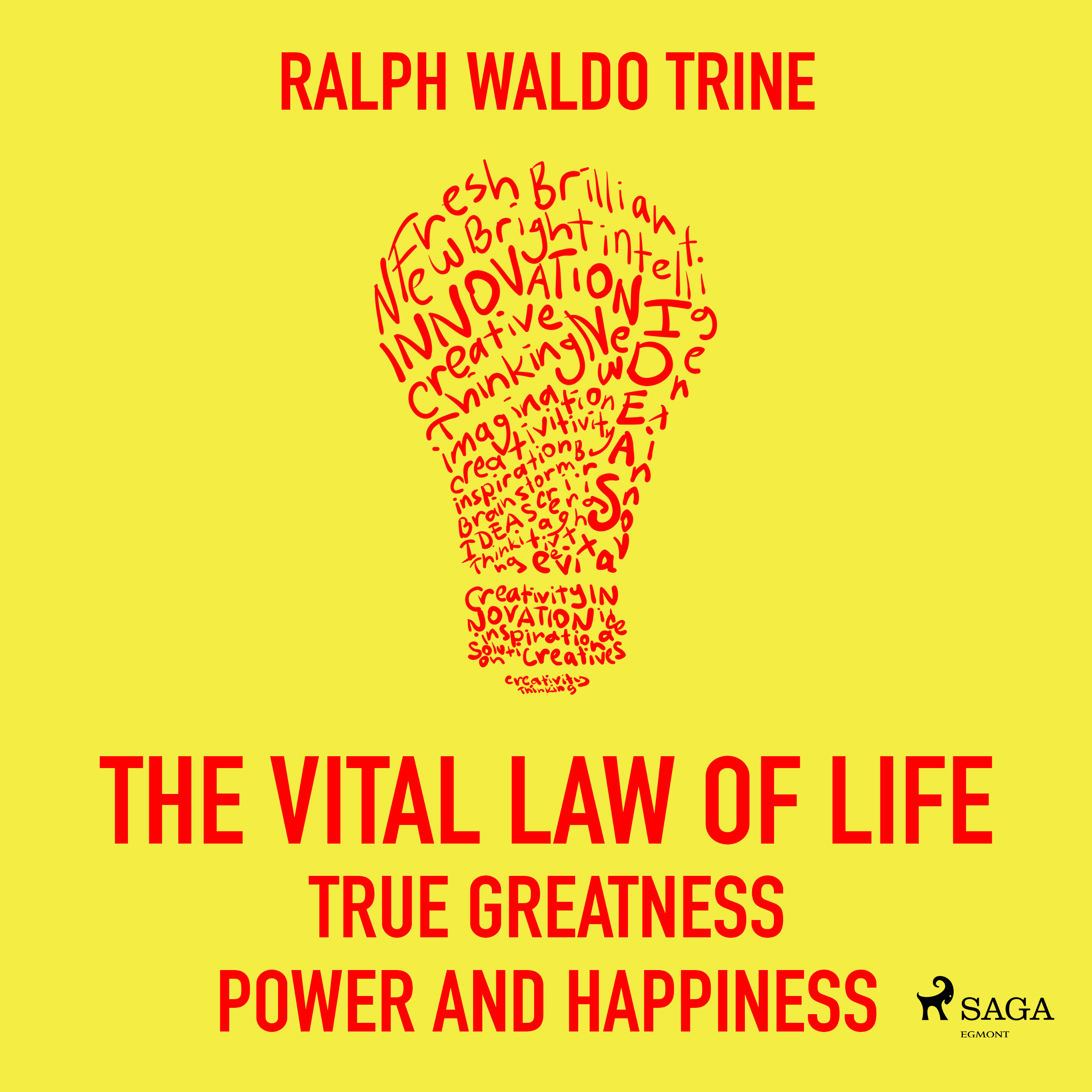 N/A The vital law of life true greatness power and happiness - e-lydbog på bog & mystik