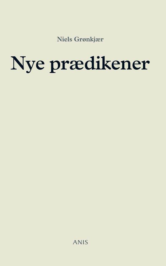 Image of   Nye prædikener - E-bog