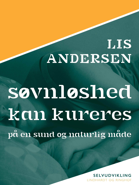 N/A Søvnløshed kan kureres - e-bog fra bog & mystik