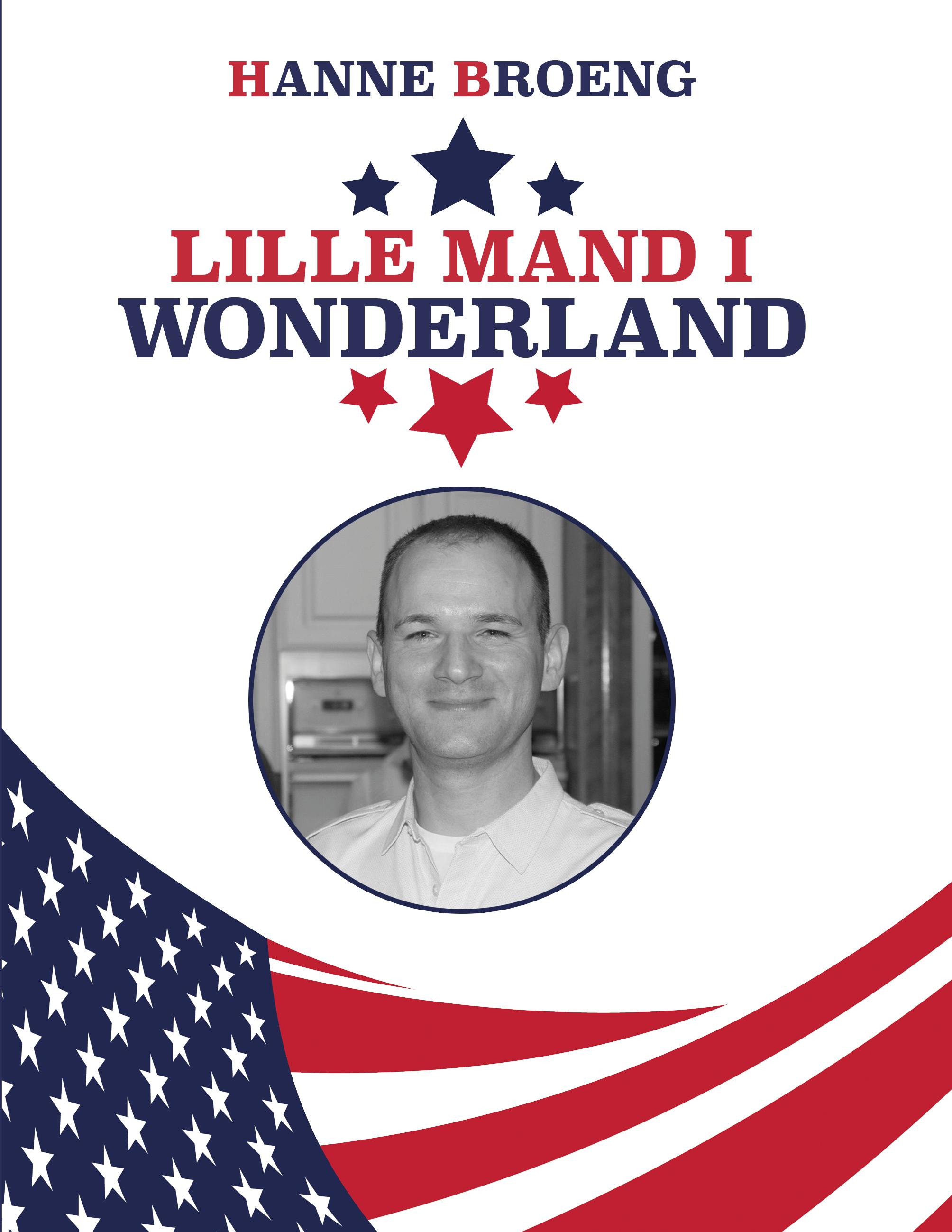 N/A Lille mand i wonderland - e-bog fra bog & mystik