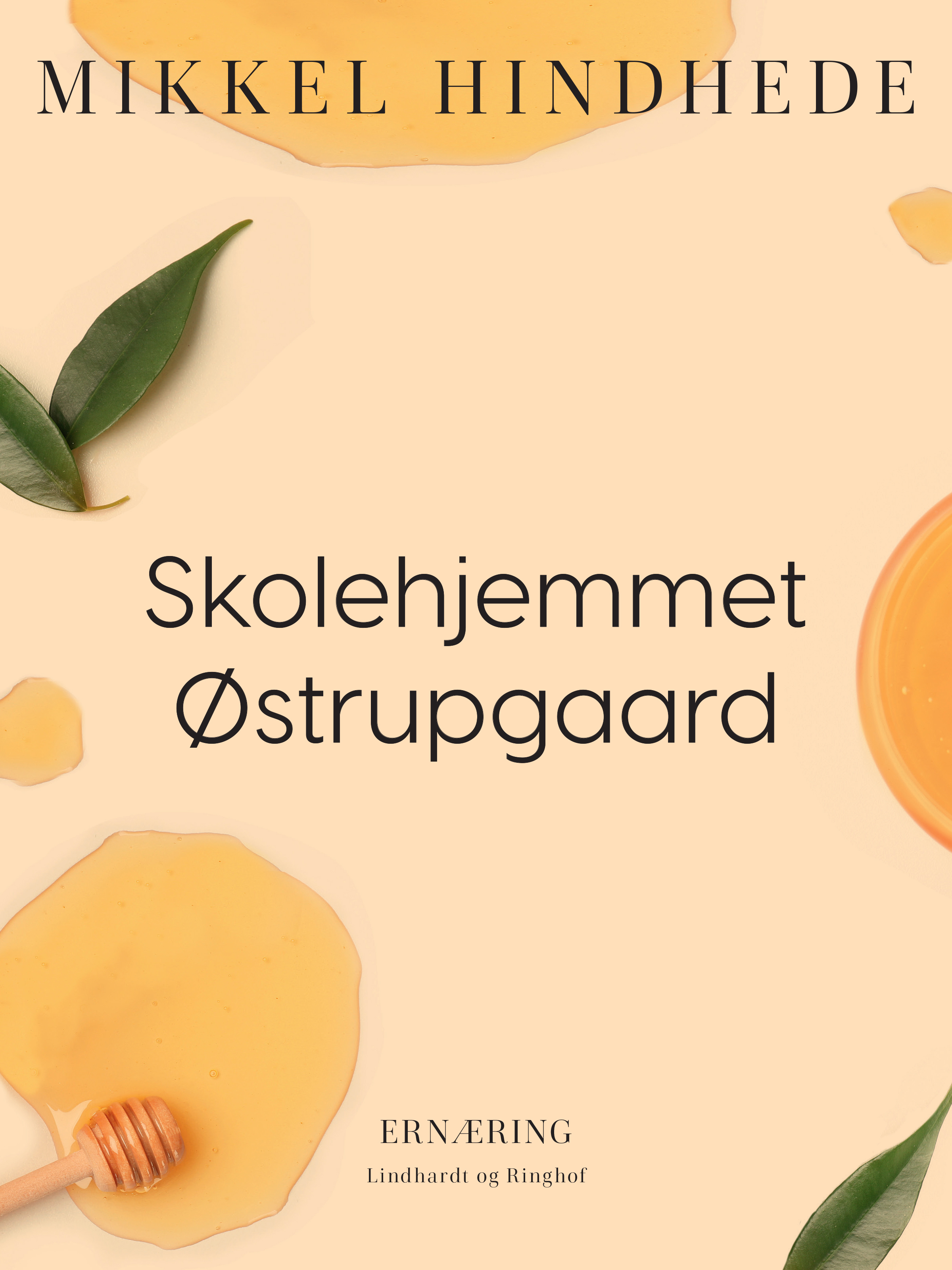 Billede af Skolehjemmet Østrupgaard - E-bog