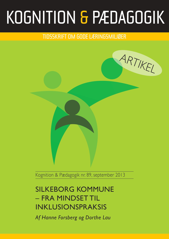 N/A – Silkeborg kommune - fra mindset til inklusionspraksis - e-bog fra bog & mystik