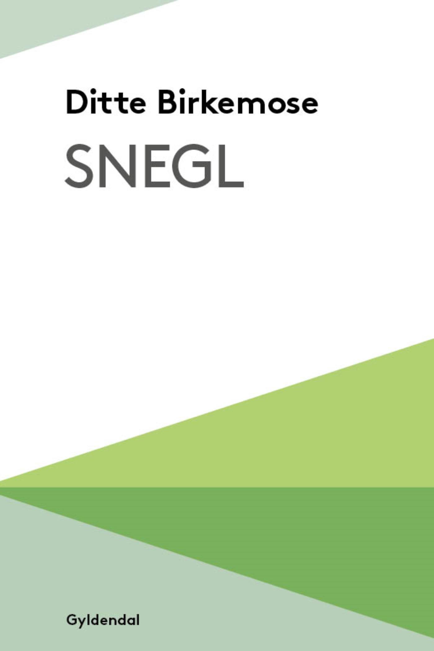 Snegl - E-bog