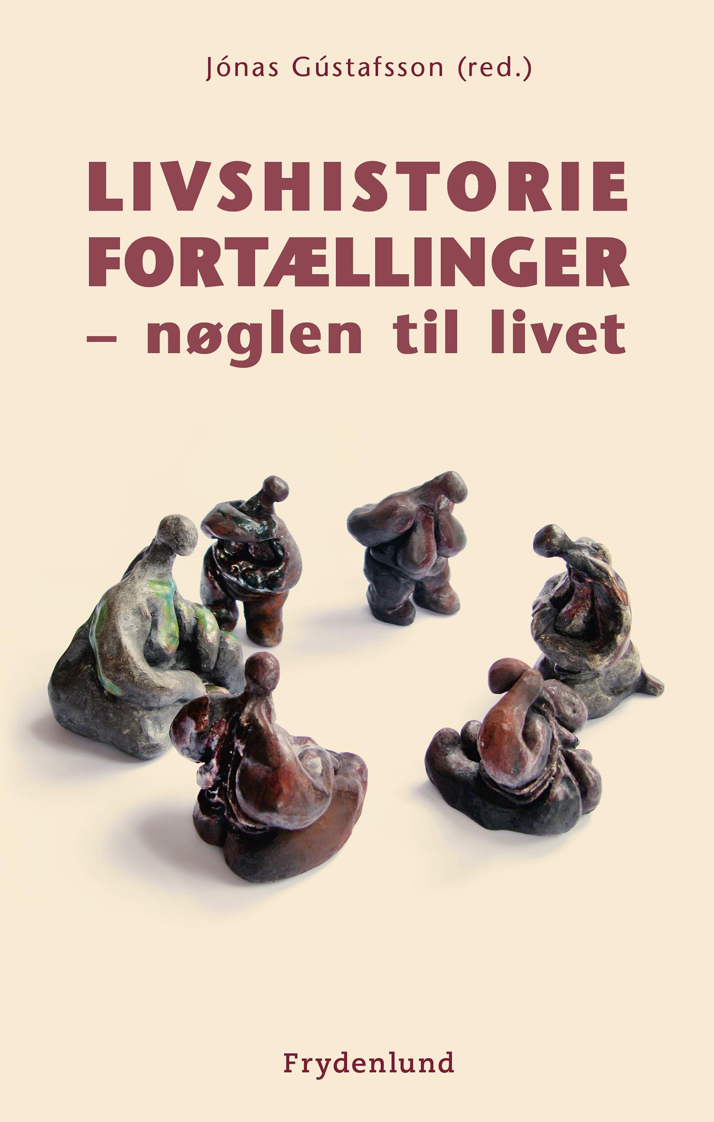 Image of   Livshistoriefortællinger - E-bog